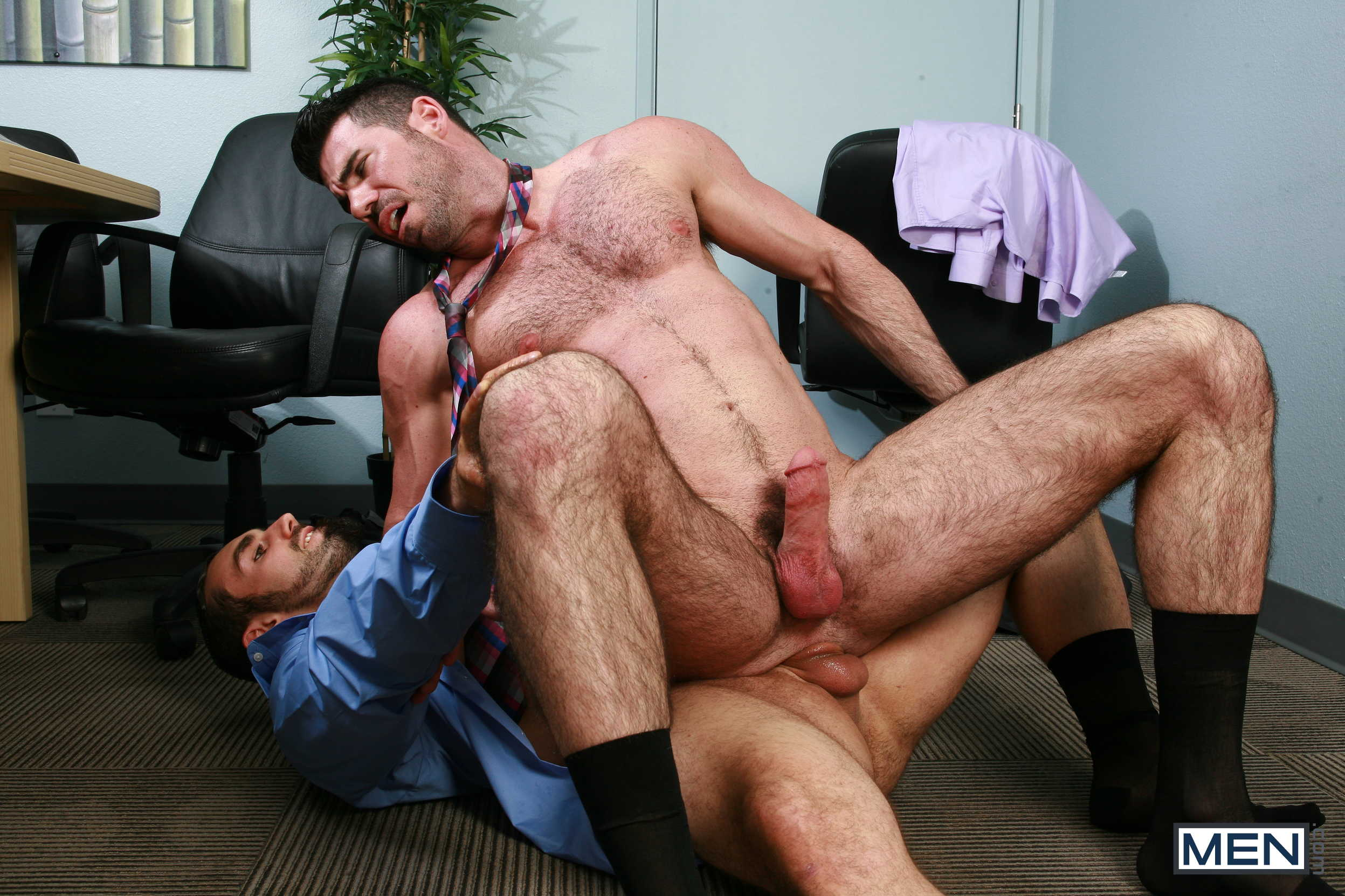 from Pierce xxx gay office